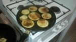melanzane, grigliate, sale